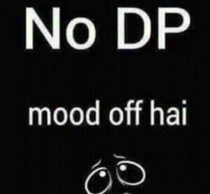 Mood Off DP Images