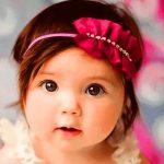 New Cute baby dp