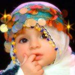 Beautiful New Cute baby Whatsapp DP photo free hd