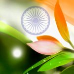 Cool Latest New Whatsapp DP Pics Images With India Flag