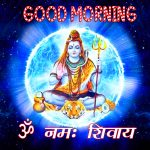 Om Namah Siway Good Morning Images Download
