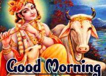 Radha Krishna Image Good Morning