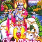 Radha Krishna Good Morning Images pics free hd