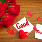 Red Rose Good Morning Images pics hd