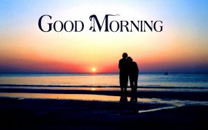 Romantic Couple Good Morning Images hd