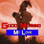 Romantic Good Morning Photo Wallpaper