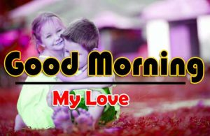 Romantic Good Morning Images photo for whatsapp