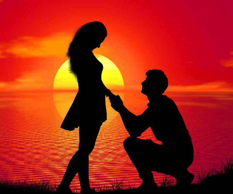 Romantic Love Whatsapp DP Profile Images Free