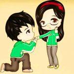 Romantic Whatsapp DP Profile Images pics hd