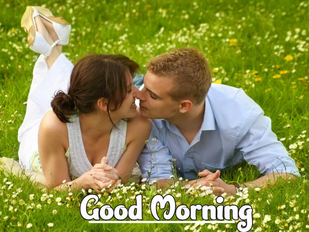 Romantic Couple Good Morning Images Download for Husband Wife