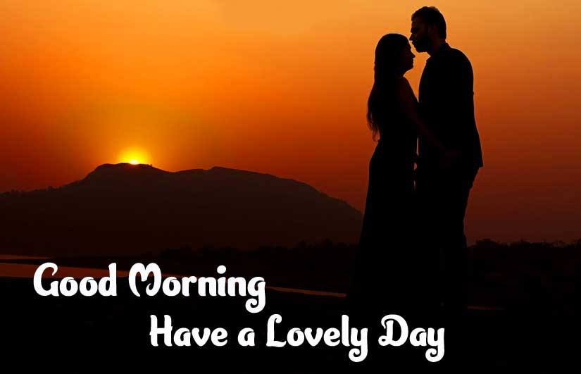 All Romantic Couple Good Morning Pics Images Download