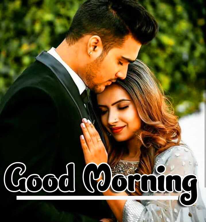 Romantic Couple Good Morning Images Free for Whatsapp