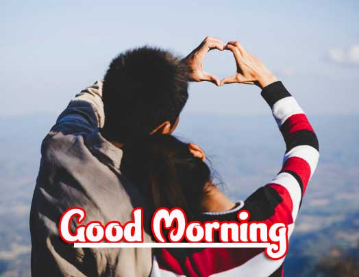 Romantic Couple Good Morning Pics photo Download