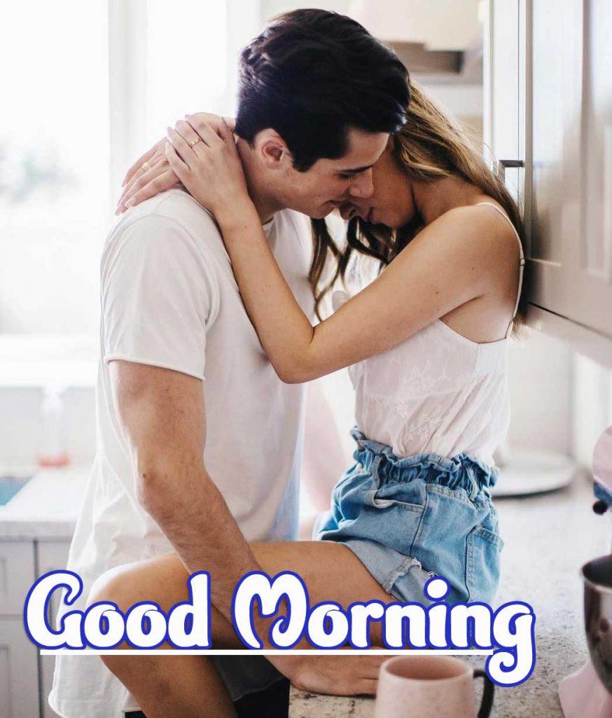 Romantic Couple Good Morning Wallpaper Pics Download