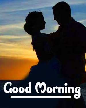 Romantic Couple Good Morning Pictures Download