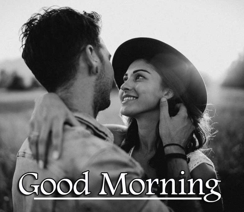 New Latest Free Romantic Couple Good Morning Images Download