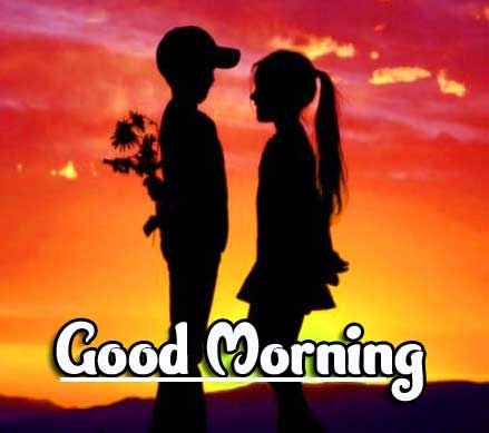 Romantic Couple Good Morning Pics Images Download
