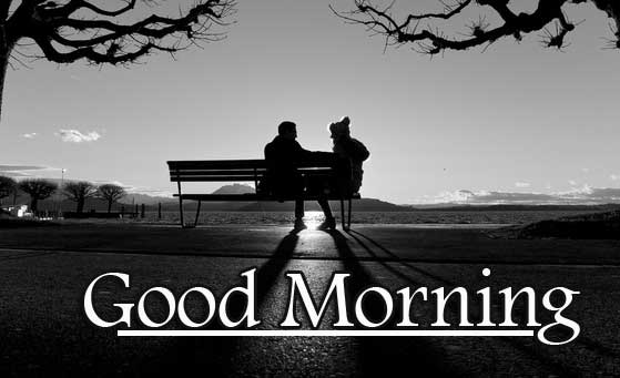 Very Romantic Couple Good Morning Photo Download