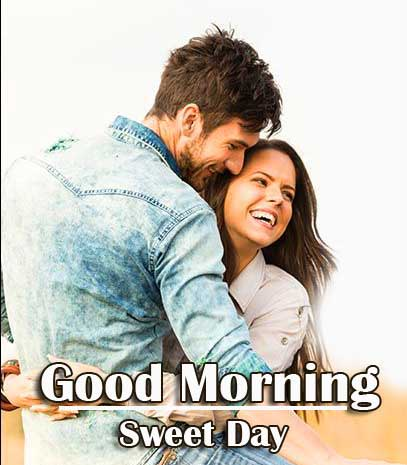 Very Romantic Couple Good Morning pics Download Free