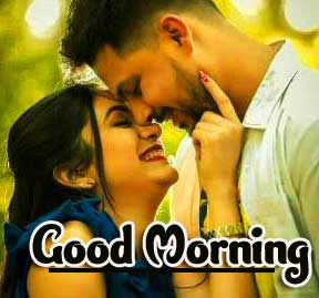 Very Romantic Couple Good Morning Pics Images Download