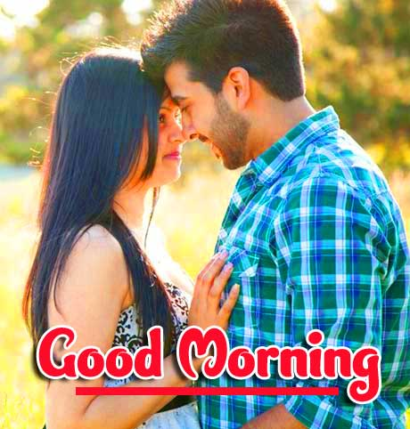 Very Romantic Couple Good Morning Pics Pictures Download Free