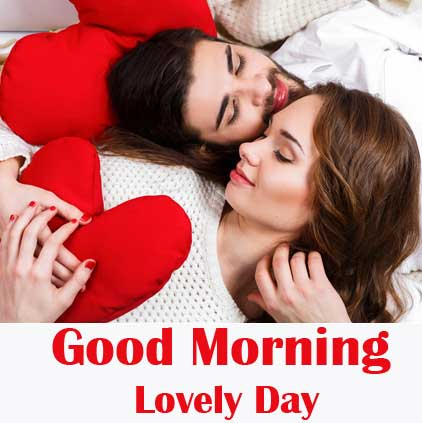 New Free Very Romantic Couple Good Morning Images Download