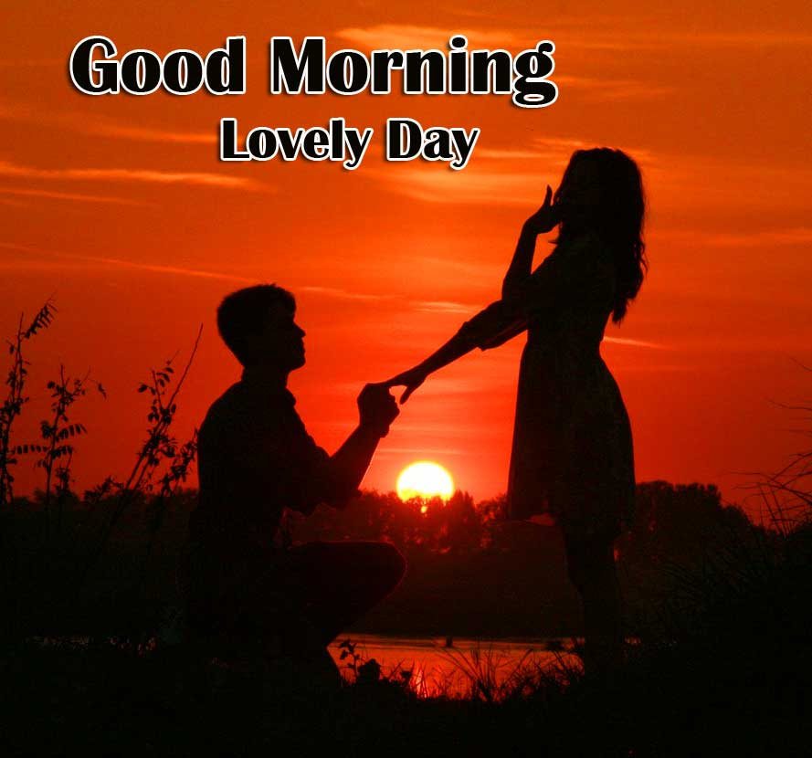 New Best Very Romantic Couple Good Morning Images