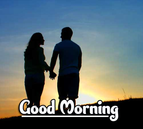 Free Very Romantic Couple Good Morning Images Download