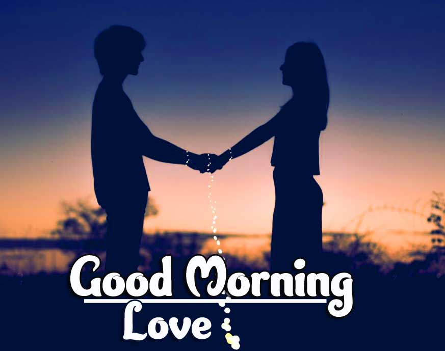 New Latest Free Very Romantic Couple Good Morning Images