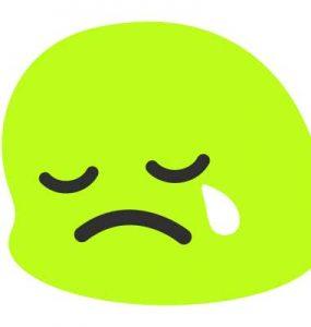 Sad Emoji DP Images pics hd