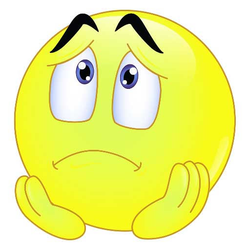 Sad Emoji DP Images
