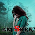 Sad Girls I Am Sorry Images