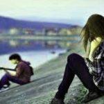 Sad Love Couple Images