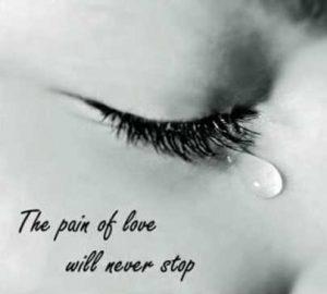 Sad Love DP Images wallpaper download