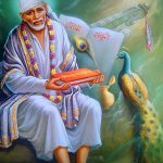 Sai Baba Blessing Images pics for hd