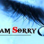 So Sad I Am Sorry Photo
