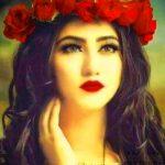 Stylish Girl Whatsapp DP images wallpaper photo hd