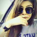 Stylish Girl Whatsapp DP images pics hd