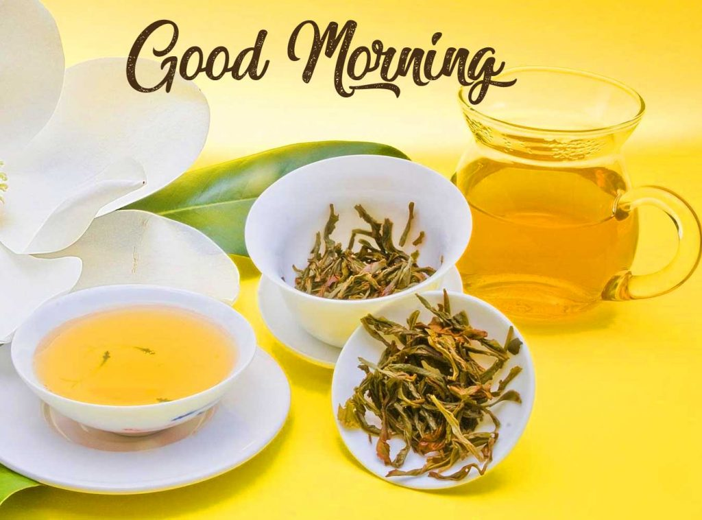Beautiful Tea Coffee Good Morning Images Pics Download