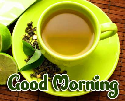 Beautiful Tea Coffee Good Morning Images Pic HD Download & Share