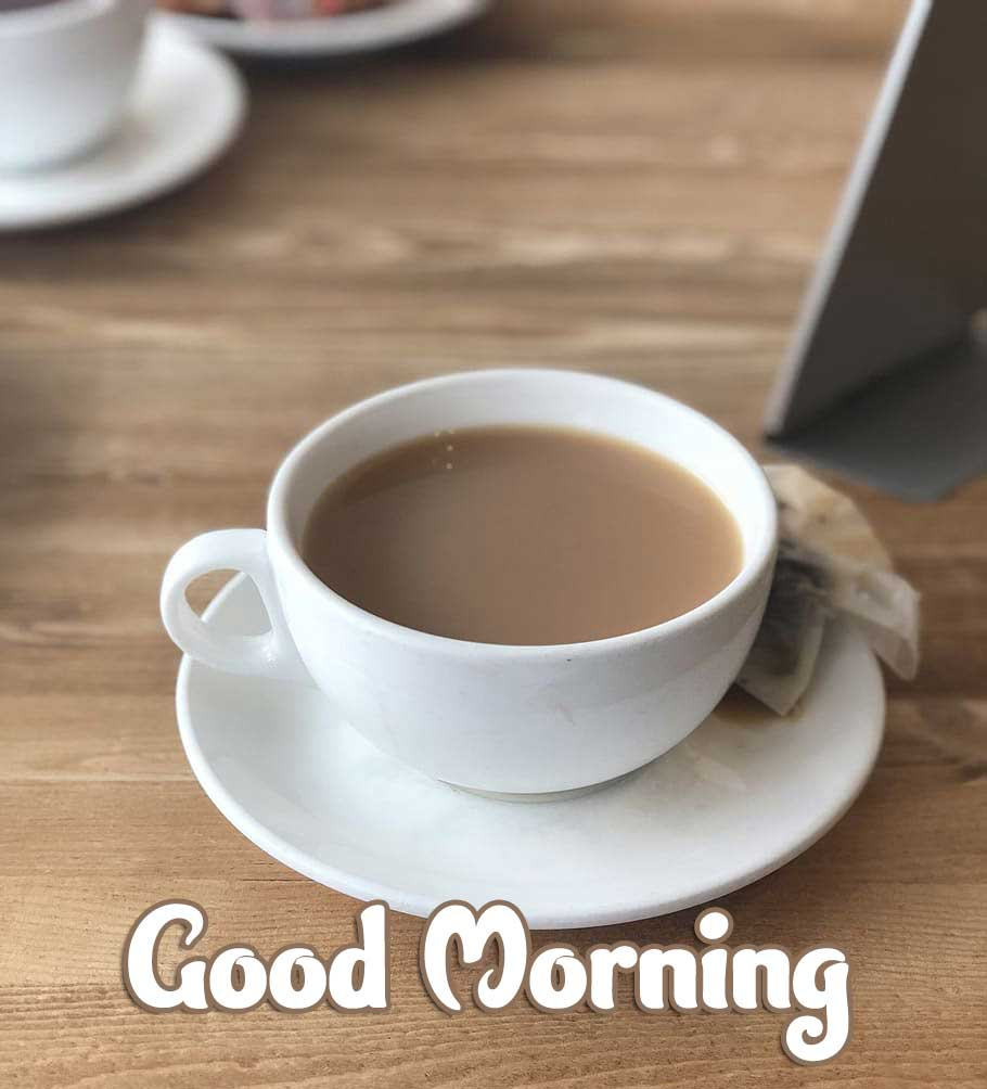 Beautiful Tea Coffee Good Morning Images Wallpaper Download