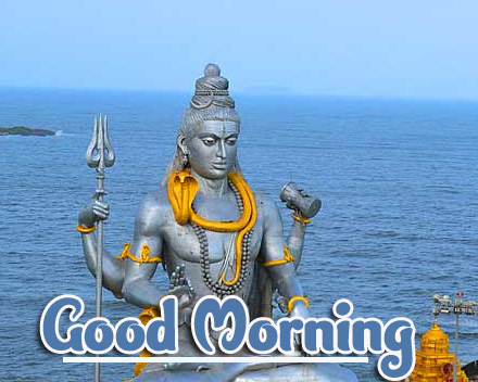 Hindu God Lord Shiva Good Morning Images Download
