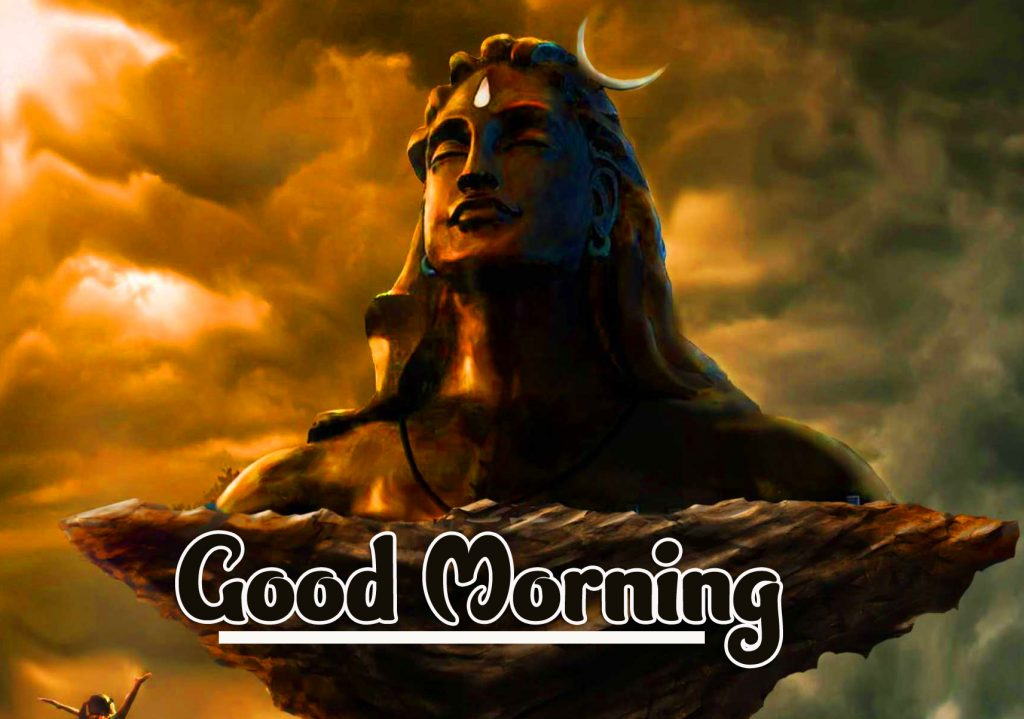 Hindu God Good Morning Images Photo for FB