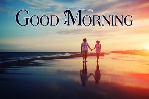 latest Romantic Couple Good Morning Images