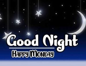 All free Beautiful good night monday images Pics Download