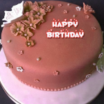 Beautiful Happy Birthday Cake Images photo free download