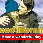 Beautiful Husband Wife Romantic Good Morning HD Free For Whatsapp
