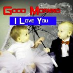 Beautiful Husband Wife Romantic Good Morning Photo