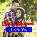 Beautiful Husband Wife Romantic Good Morning Photo HD