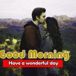 Beautiful Husband Wife Romantic Good Morning Pics Wallpaper